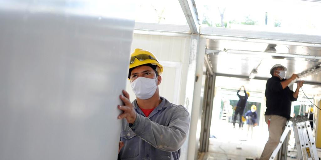 COVID-19: Argentina relaunches public works program