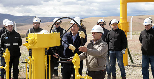 Total in Argentine gas export overdrive