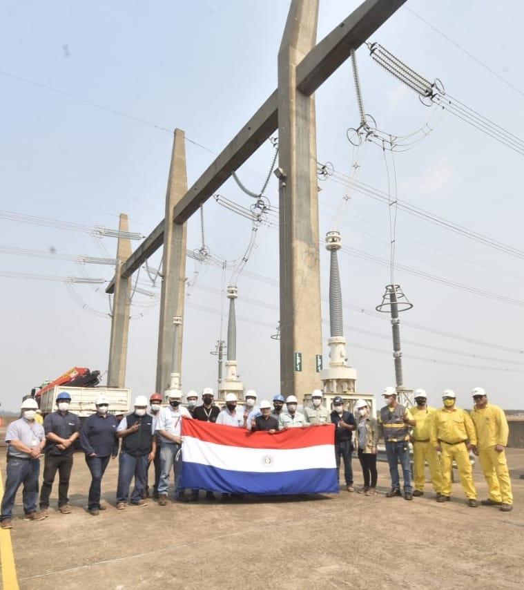 Tras Exitosa Readecuación De La Línea Paraguaya 1, Inicia Periodo De Prueba En La Central Hidroeléctrica Yacyretá