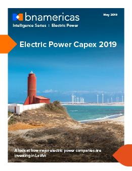 ¿Dónde están invirtiendo las eléctricas en Latinoamérica en 2019?