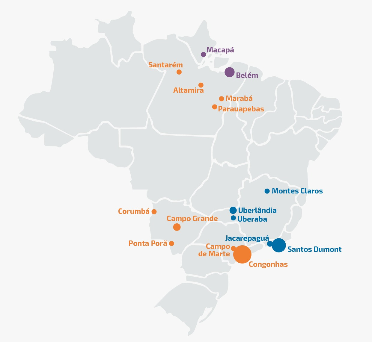 What's in store for concessions for two of Brazil's largest airports
