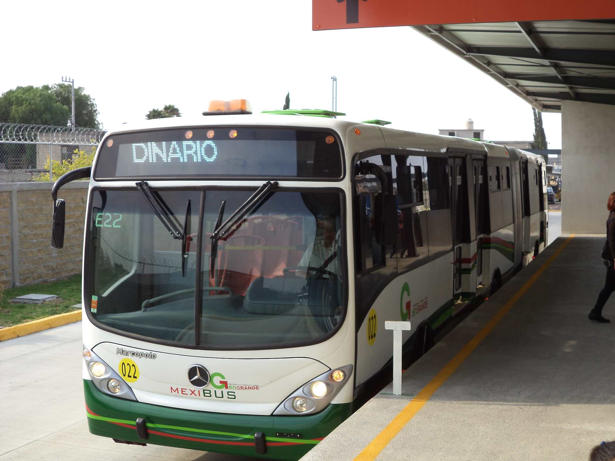 Mexico launches first tender for BRT connection to AIFA airport