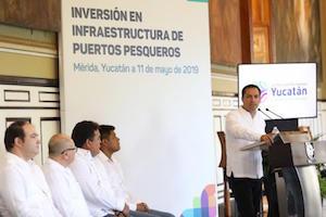 Estado de Yucatán detalla planes de inversión portuaria