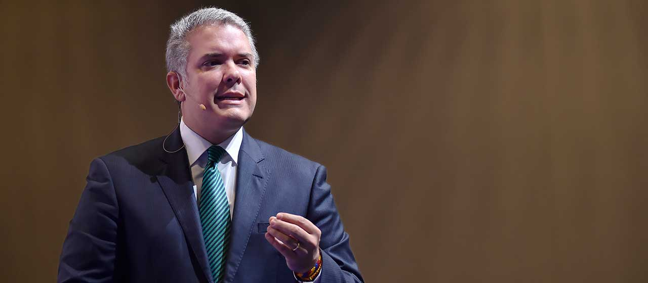 Duque questions credit downgrade as infra investments face uphill struggle