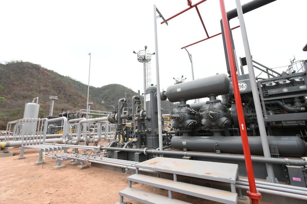 Con el incremento de producción de gas del campo Sábalo, Bolivia sube su capacidad de producción a 60 MMmcd