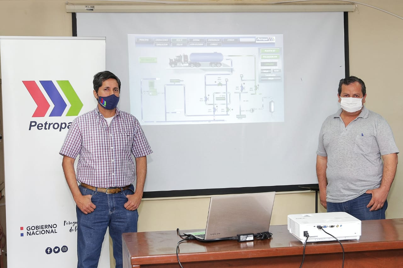 Proyectos de modernización permitirán a Petropar controlar las plantas de forma remota