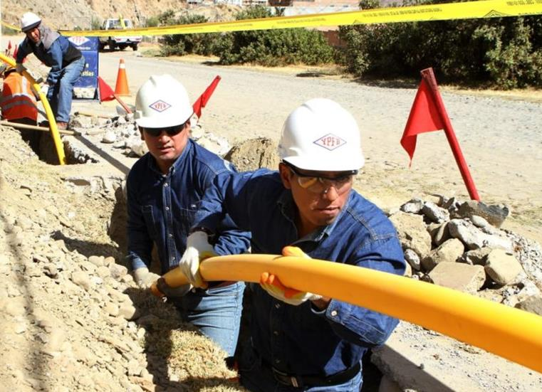YPFB inaugurates regional office of gas networks in the Bolivian Chaco