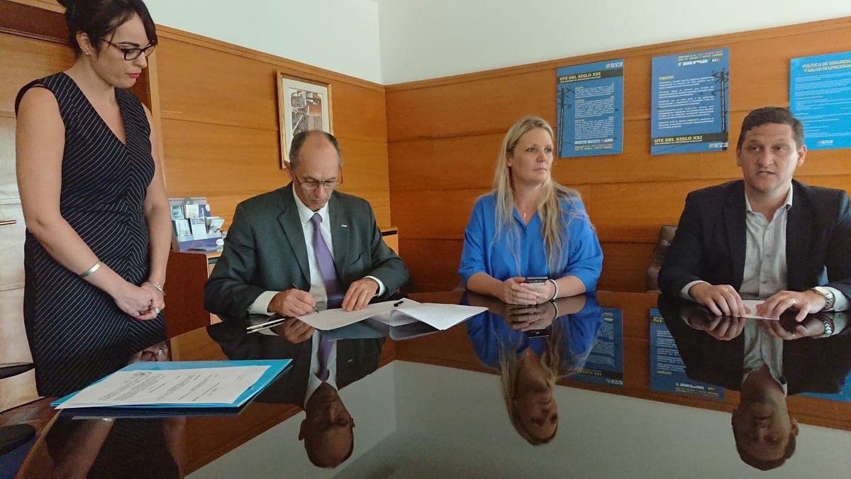 Uruguay y Argentina fortalecen cooperación energética