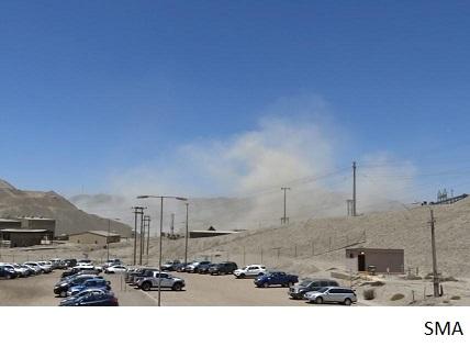 Regulador ambiental de Chile presenta cargos contra Minera Candelaria