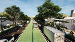 Colombia sella financiamiento para línea de tren ligero por US$980mn para Medellín