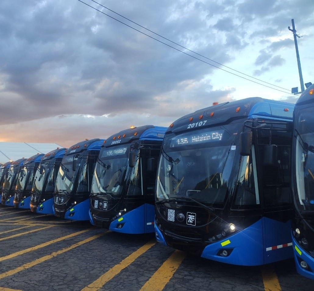Gobierno considera nueva red de trolebuses para enlace Ciudad de México-Chalco