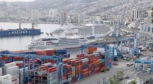 Chile's ports brace for coronavirus-caused export slump