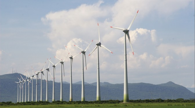 Vestas' results reflect wind power growth in Brazil but lull in Argentina, Mexico