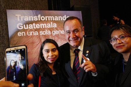Los planes de Giammattei para reforzar la infraestructura de Guatemala