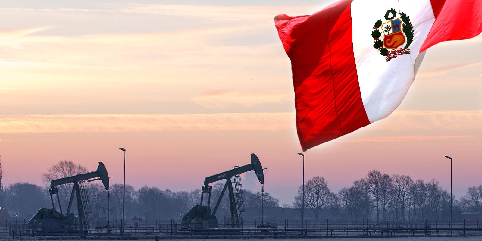 Panorama peruano: Producción de gas se recupera, crudo cae a mínimos recientes