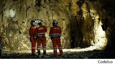 La hoja de ruta 4.0 para la industria minera de Chile