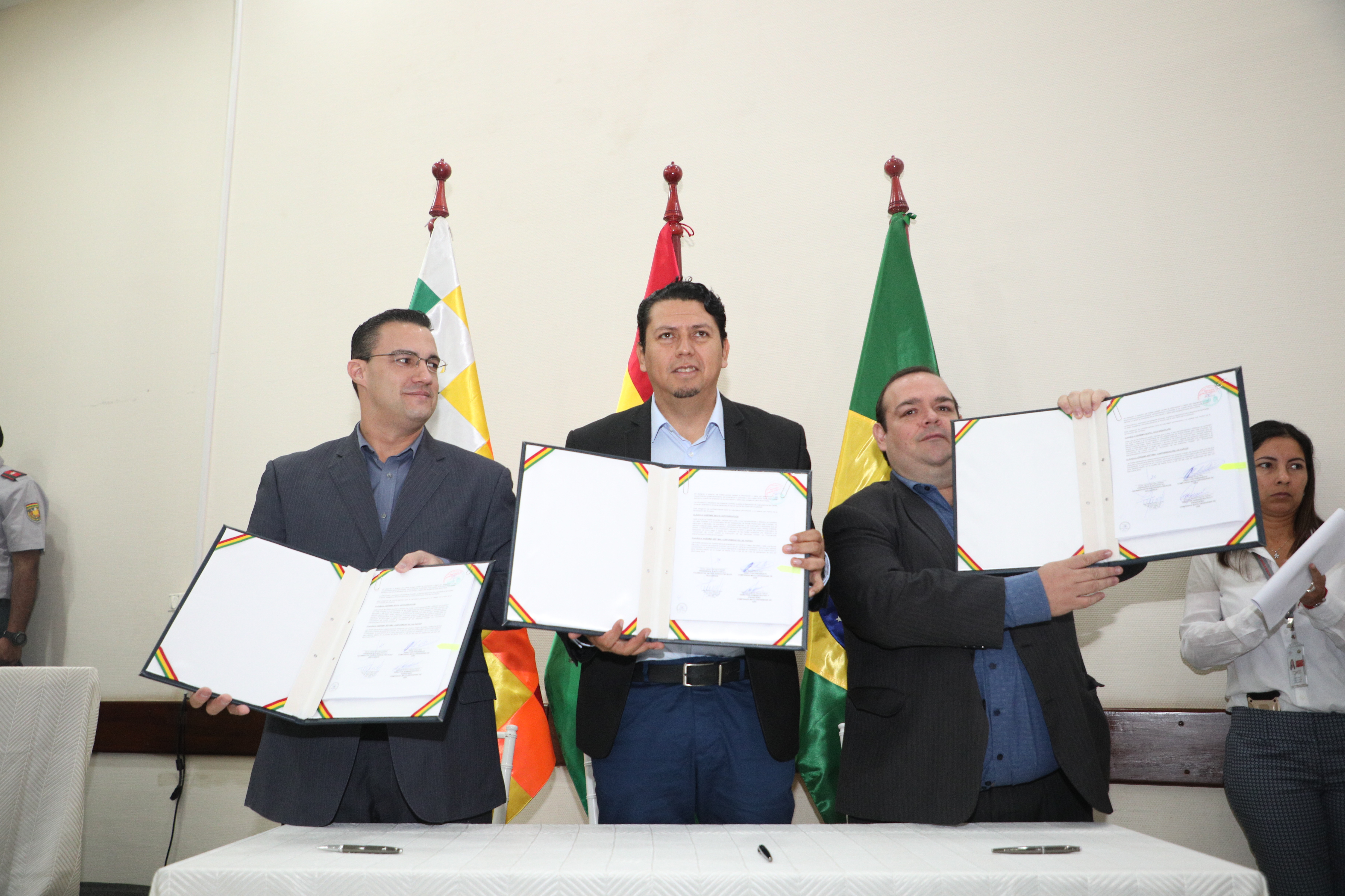 MTGas del Brasil inicia compra de nuevos volúmenes de gas boliviano