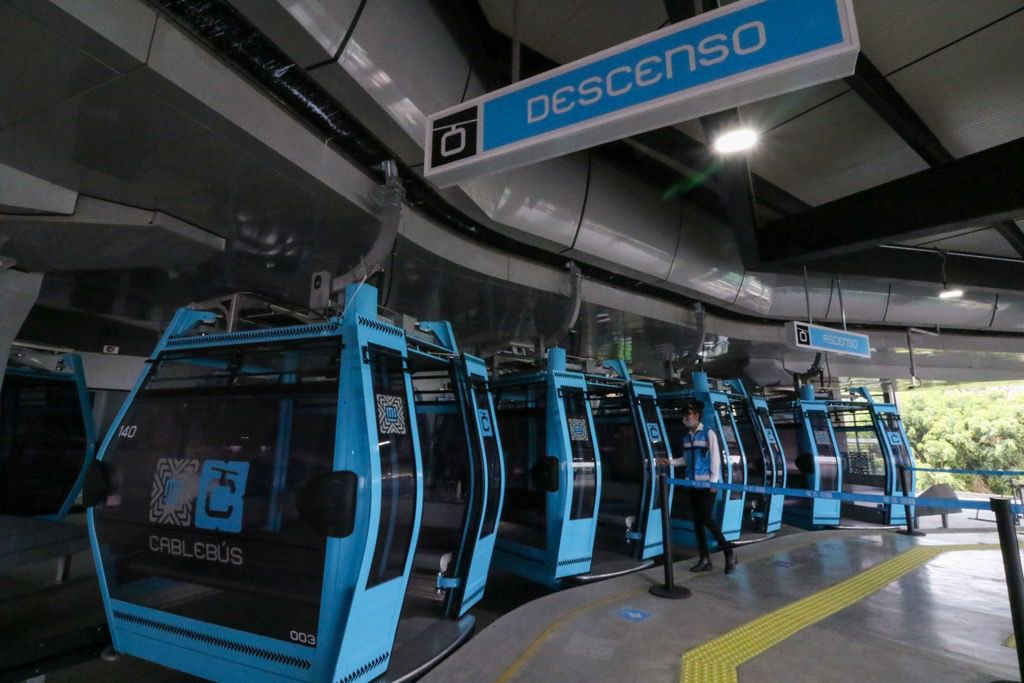 Ciudad de México apuesta por ambiciosa agenda de transporte público
