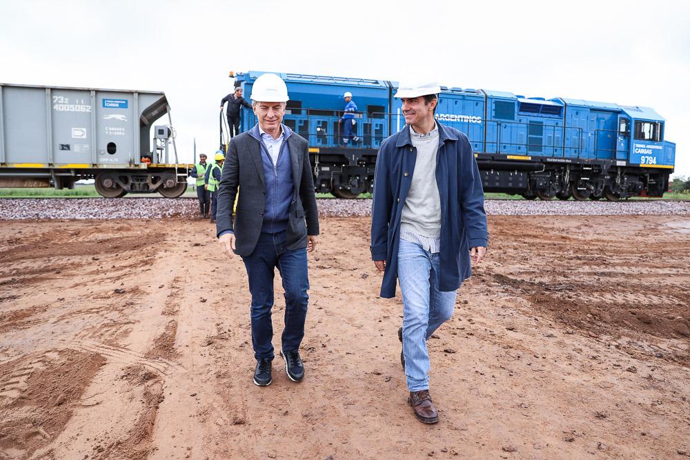 Argentina opens over 700km of renovated Belgrano rail network