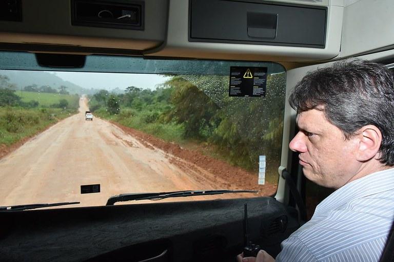 Licitación por carretera en Brasil atrae a solo un postor