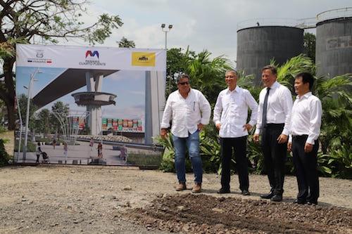 Inician trabajos en cuarto puente sobre el Canal de Panamá