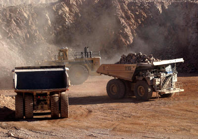 Aura Minerals suspende mina de oro en Honduras