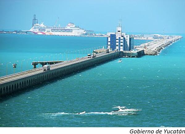 Surgen oportunidades de negocios portuarios asociadas a Tren Maya de US$7.500mn