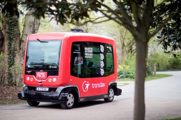 IDB to finance Chilean autonomous vehicle test