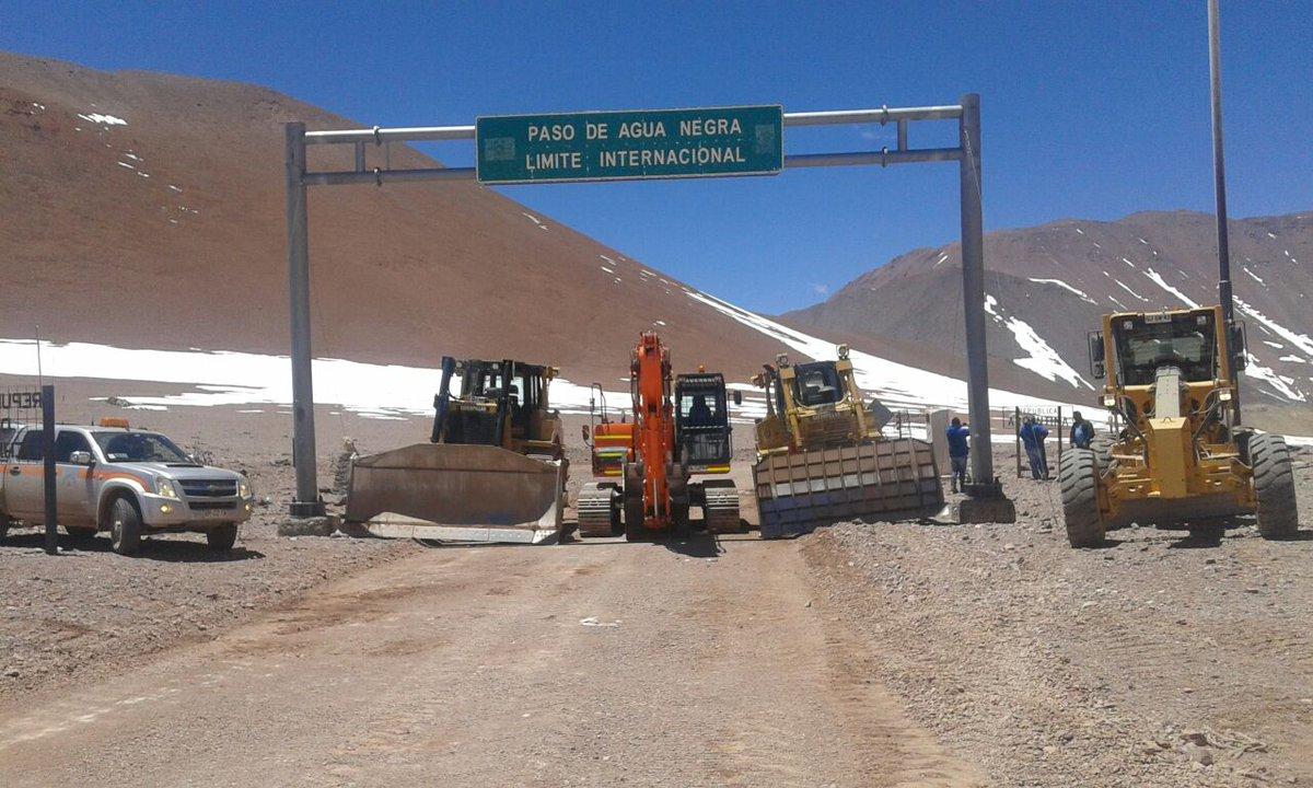 Doubts surround Agua Negra tunnel tender