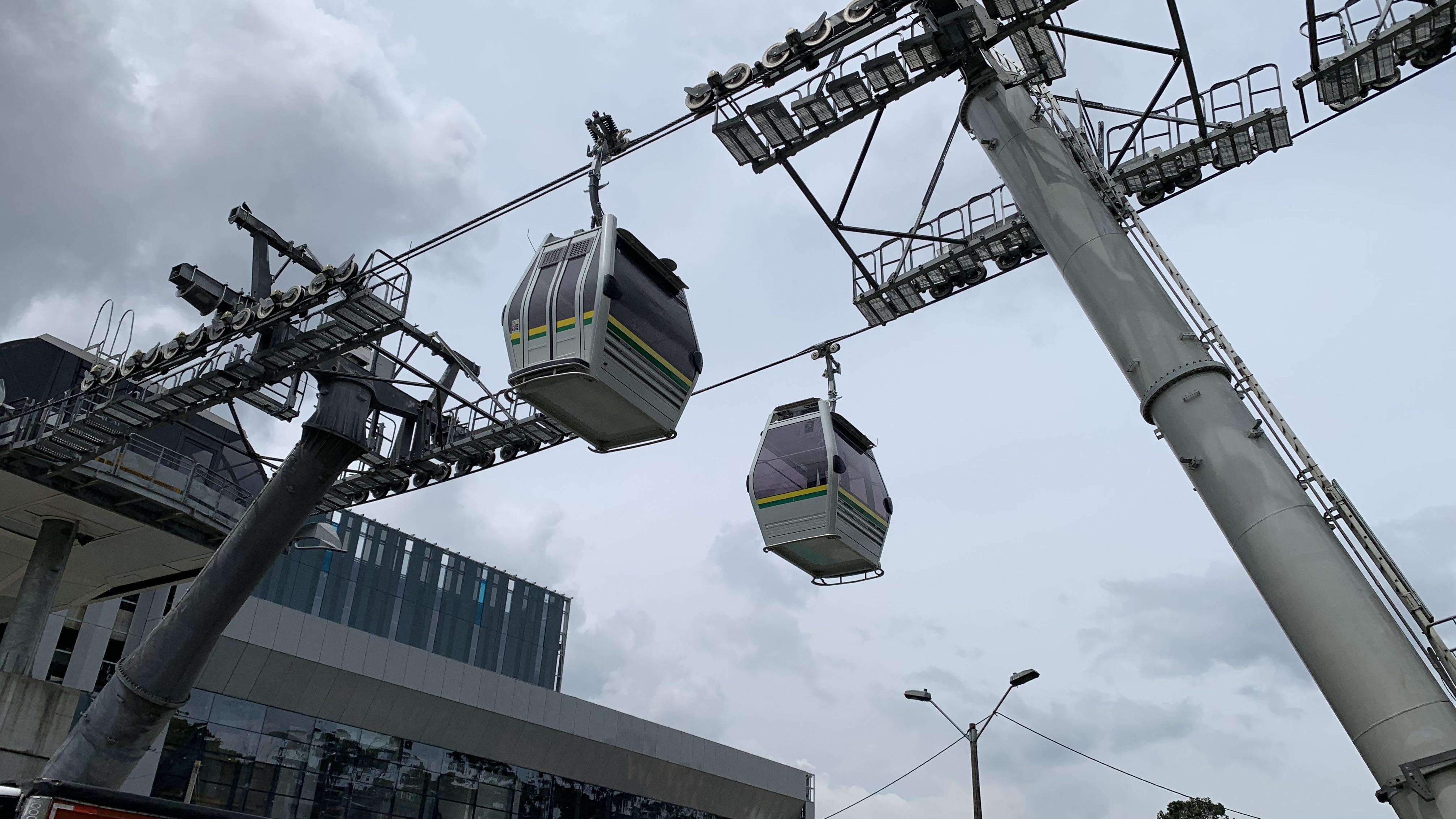 Medellín public transport system advancing despite missed opportunities