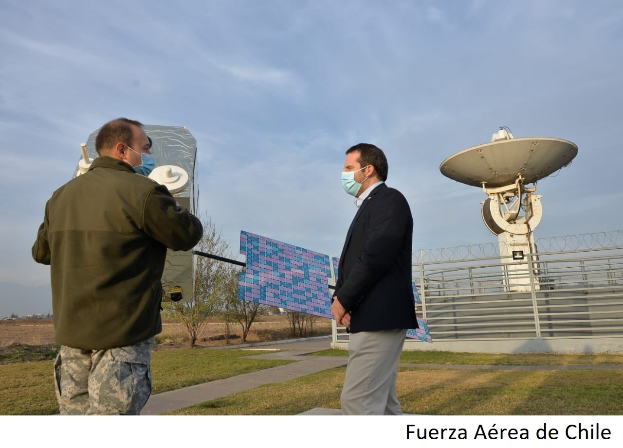 Panorama minero de Chile: cooperación de Fuerza Aérea, denuncia ambiental, royalty