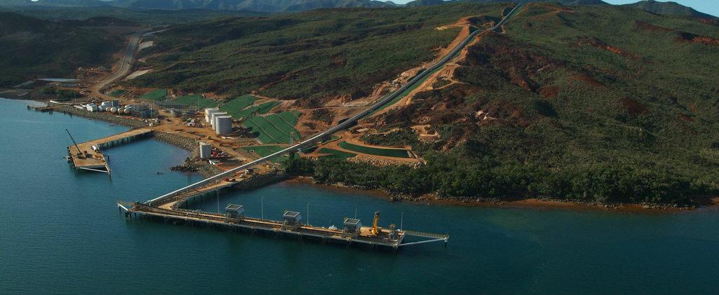 Brasileña Vale negocia venta de operaciones en Nueva Caledonia