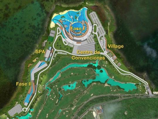 Evalúan futuro de complejo turístico de US$1.000mn en Cancún