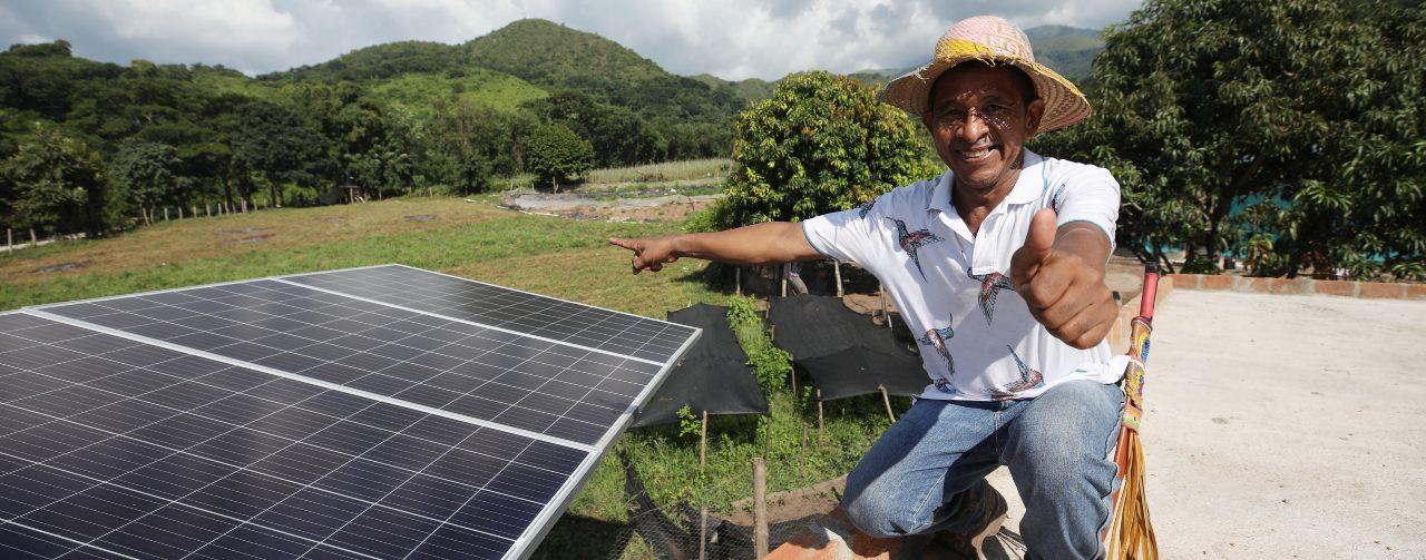 2020 cierra con más de 44.000 nuevos usuarios de energía en Colombia
