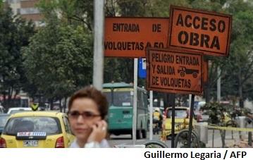 Colombia reduce precio máximo de seguro obligatorio de accidentes de tránsito