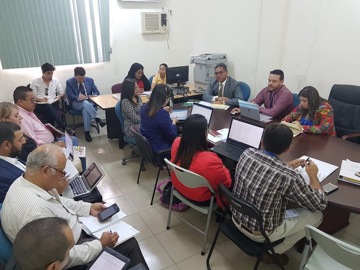Contrato de gestión de saneamiento atrae firmas en Panamá