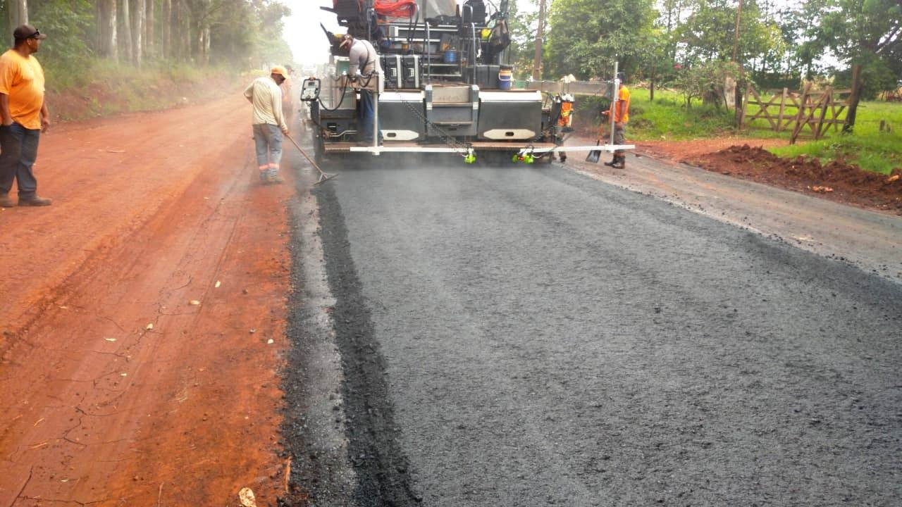 Paraguay launches tender for CAF, Fonplata-funded roadworks
