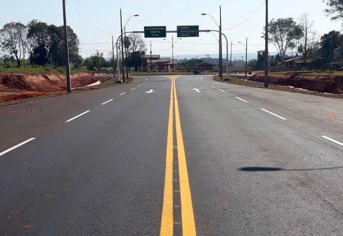 Paraguay finaliza obras de pavimentación financiadas por el BID