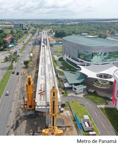 Panama adds metro project to 2021 infra agenda