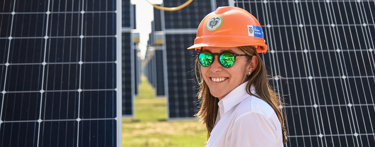María Fernanda Suárez, la ministra que inició la transición energética de Colombia
