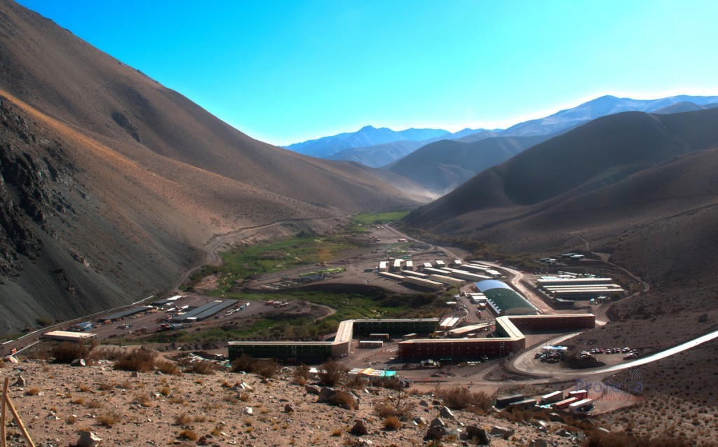 Chile mining watch: Exploration program, legal action, industrial water bill