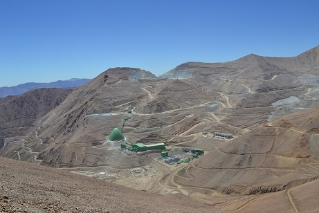 Minera Lumina's Chilean copper mine to use renewable energy from 2021