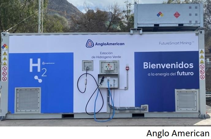 Los objetivos de la minería chilena en hidrógeno