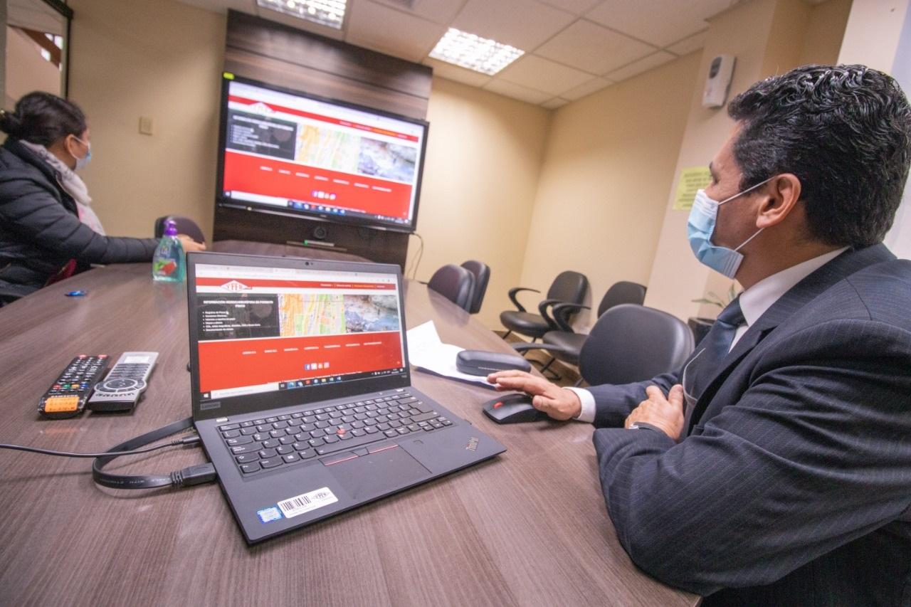 YPFB Hydrocarbon Information Center becomes a digital international information center