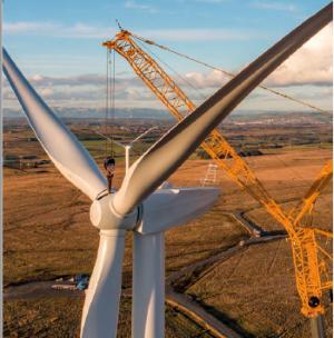 Parque eólico argentino inicia operaciones a pesar de problemas financieros