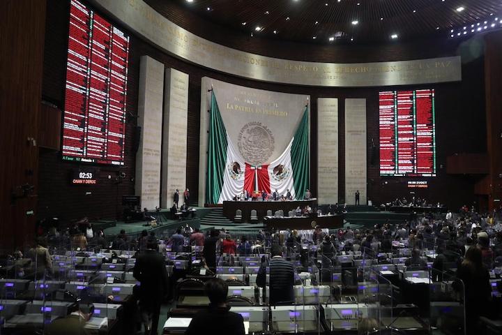 Diputados de México aprueban finalmente proyecto de ley de ingresos de 2021