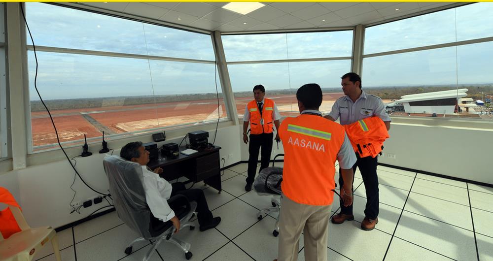 Comienzan operaciones en nuevo aeropuerto de Bolivia