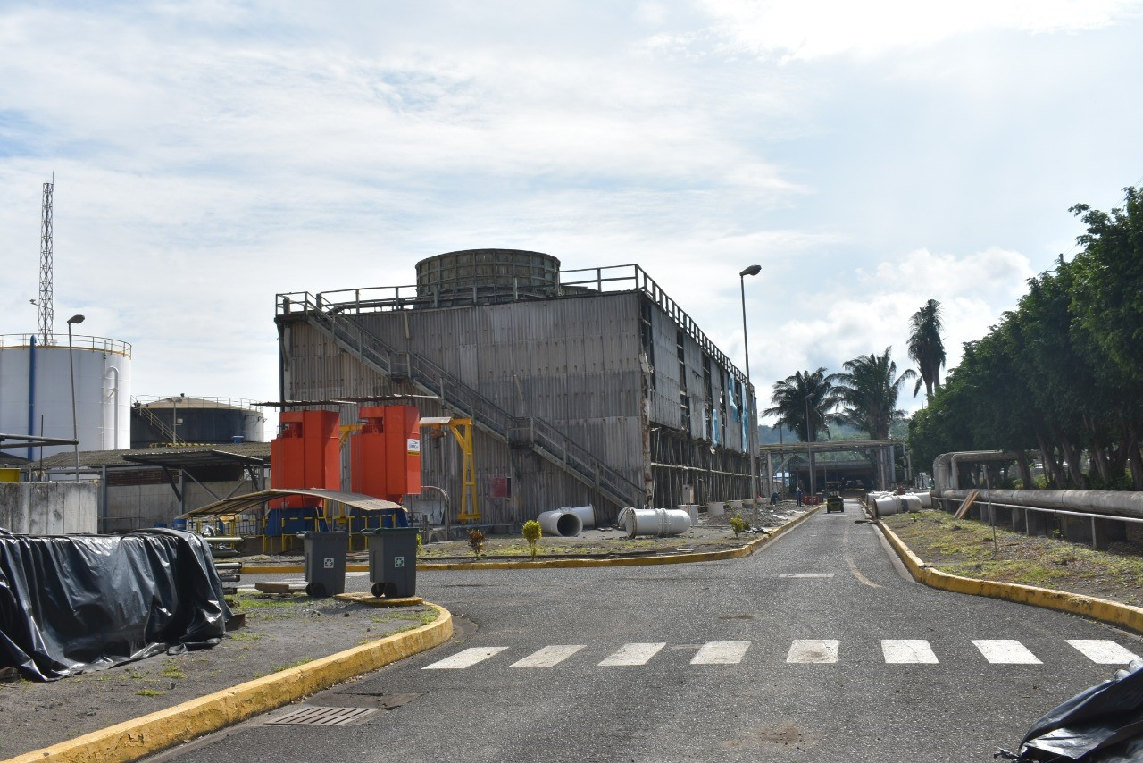 Esmeraldas I Thermal Power Plant will recover its nominal power of 125 MW