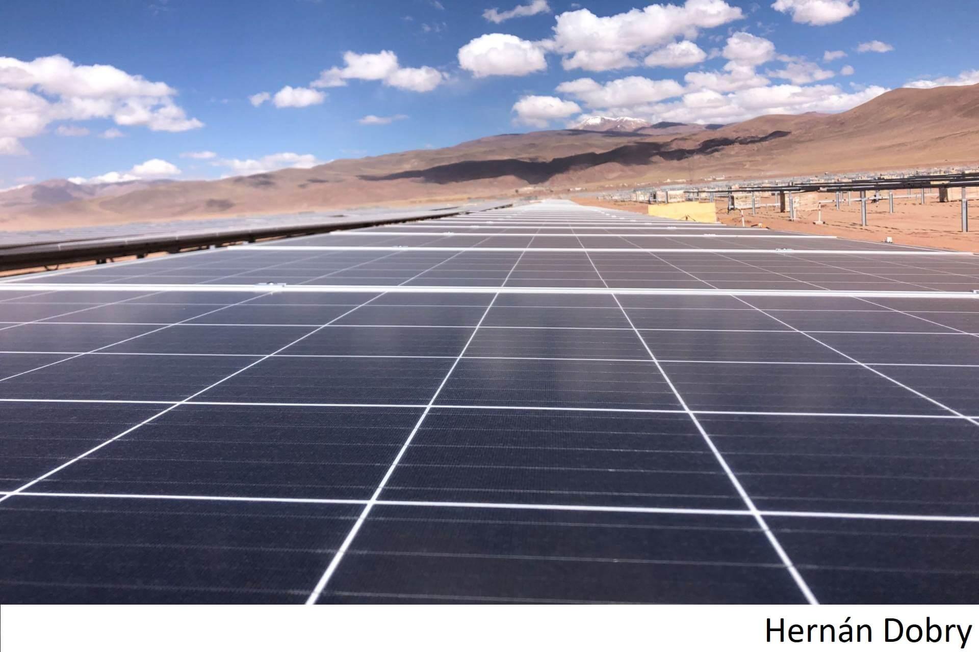 Jujuy advances with Cauchari solar park expansion