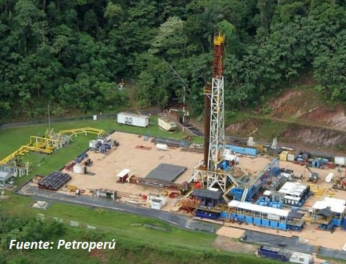 Norperuano stops operations, transport of crude from two blocks